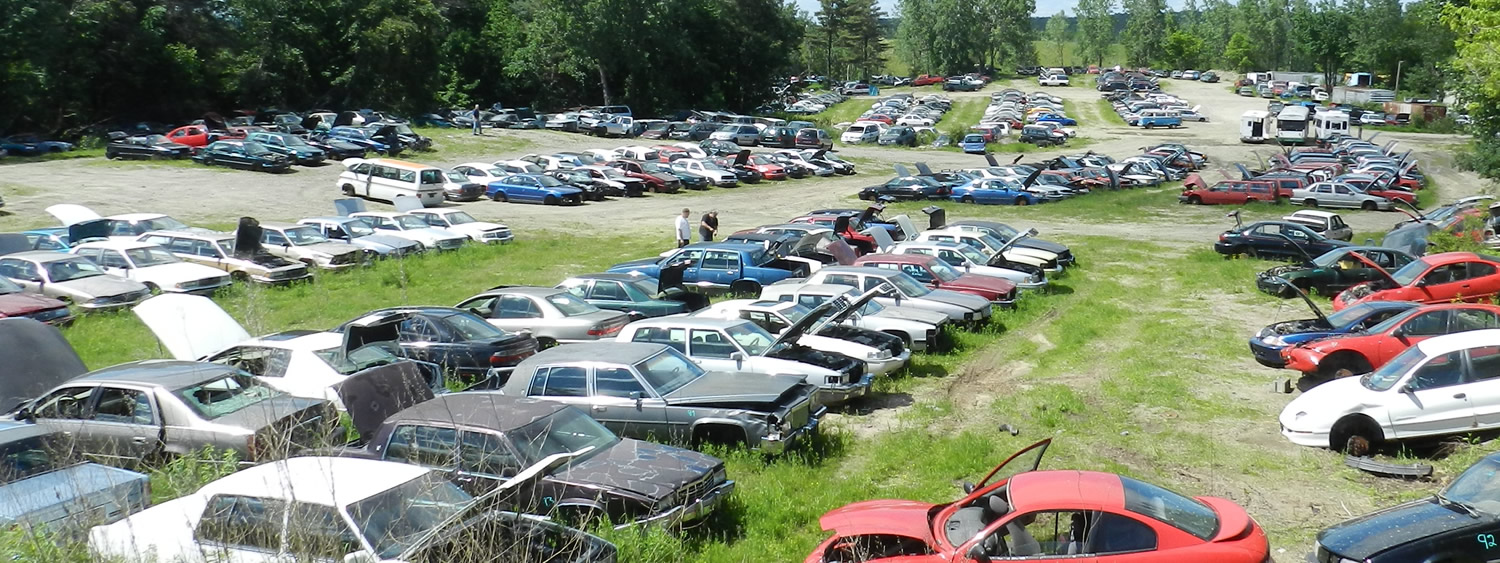 Rathe\'s Auto Salvage, Junk Car Removal, Metal Recycling & Towing Service